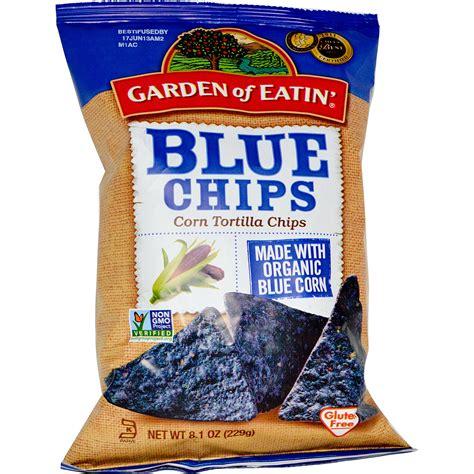 Garden Of Blue Chips Garden Of Eatin Corn Tortilla Chips Blue Chips 8 1 Oz