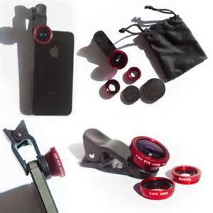 Lensa Micro Buat Hp jual lensa jepit cliplens 3in1 fish eye wide