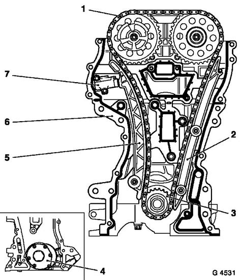 vauxhall workshop manuals astra   engine  engine aggregates dohc petrol engine