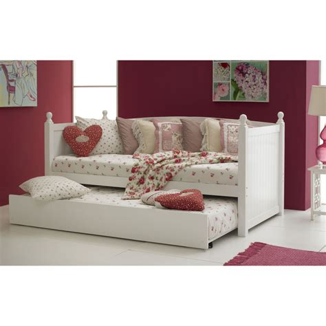 daytime bed hyder beds maya day bed frame next day delivery hyder