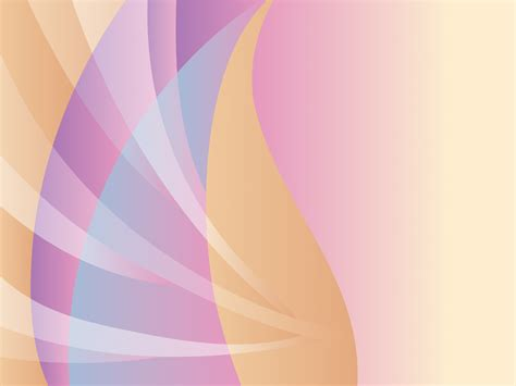 Pink Leaf Abstract Powerpoint Templates Abstract Fuchsia Magenta Orange Free Ppt Abstract Powerpoint Templates