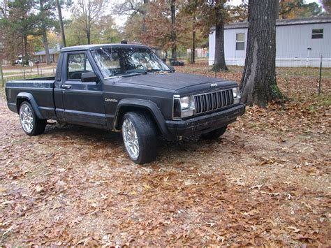 Rob Bone69 1989 Jeep Comanche Regular Cab Specs Photos