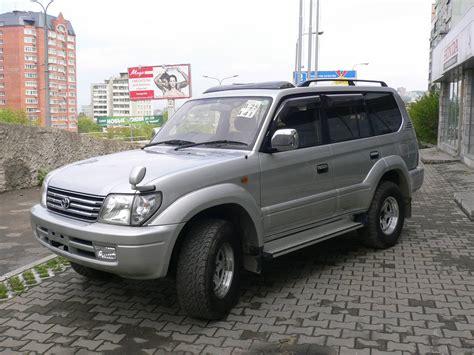 2001 Toyota Land Cruiser Used 2001 Toyota Land Cruiser Prado Photos