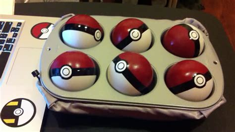 Handcrafted Pokeballs - handmade realistic plush images images