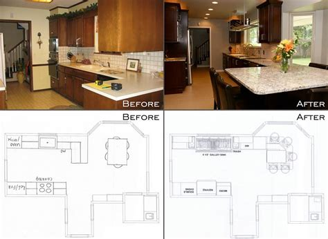 Galley Kitchen Design Ideas Photos by Happy Galley Owner Before Amp After The Galley Blogthe