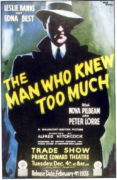 The Who Knew Much poster locandine e fotobuste the who knew much