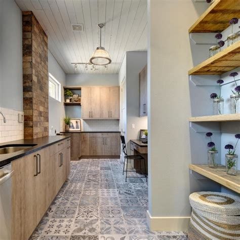 merging farmhouse style  industrial flare  perfect