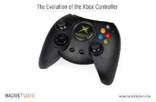 Light Up Xbox 360 Controller Image Of The Day The Evolution Of Playstation And Xbox S