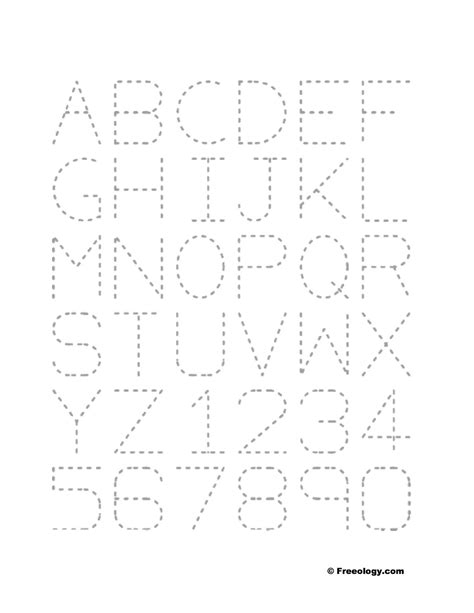 printable letters to trace and cut out large traceable letters for projects pokemon go search