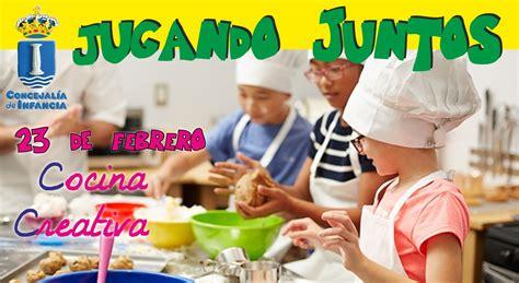 cocina creativa taller de cocina creativa ayuntamiento humanes de madrid