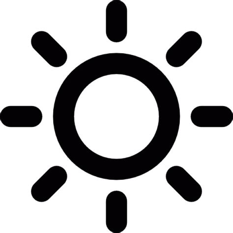 clear sun icons free download