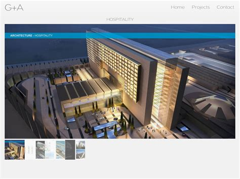 architect website design online architect website exles foliohd