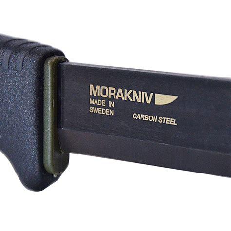morakniv bushcraft survival morakniv bushcraft carbon steel survival knife