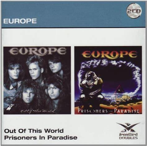 Cassette Europe Prisoners In Paradise europe prisoners in paradise cd covers