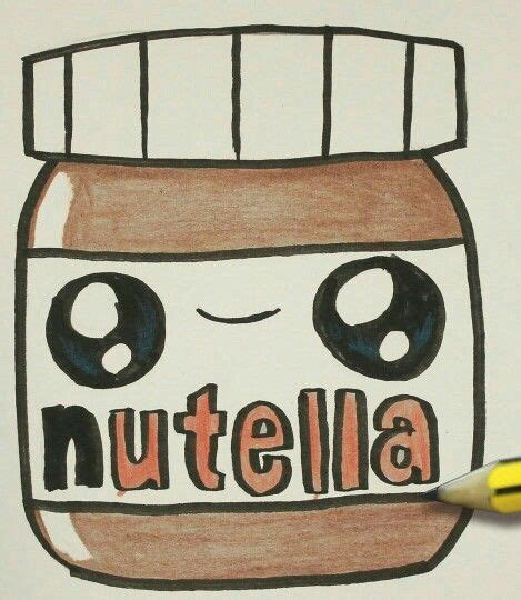 imagenes kawaii de nutella 17 best images about nutella on pinterest clip art