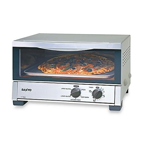 Oven Toaster Sanyo sanyo 5 slice toaster oven bed bath beyond