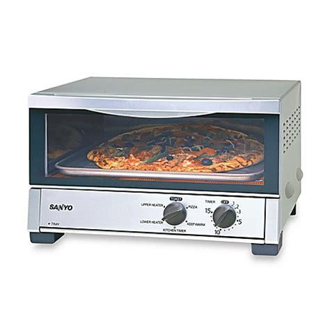 Toaster Sanyo Sanyo 5 Slice Toaster Oven Bed Bath Beyond
