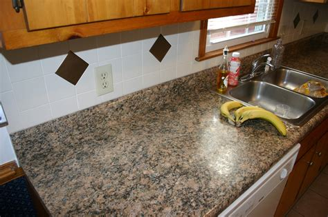laminate kitchen backsplash plastic laminate backsplash rustoleum dabblebit kitchen