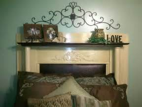 Fireplace Headboard by Best 25 Fireplace Mantle Headboard Ideas On