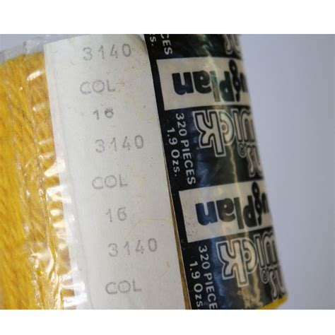 brunswick rug brunswick wool yarn yellow precut for latch hook orangedogcrafts