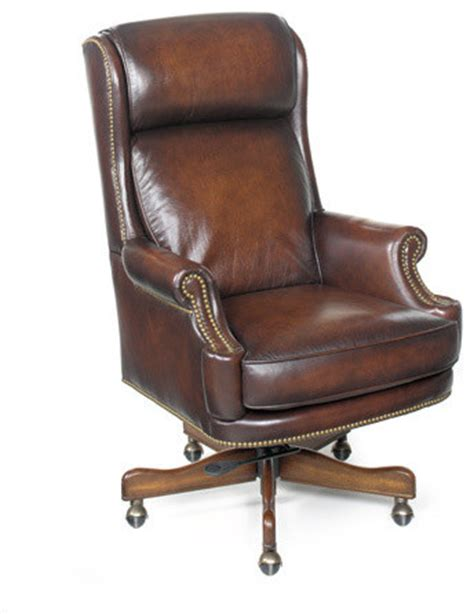 Traditional Office Chairs by Leather Office Desk Chair Ec293 By Furniture