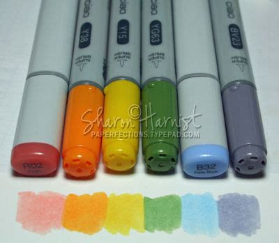 Copic Giveaway - paperfections new year copic giveaway