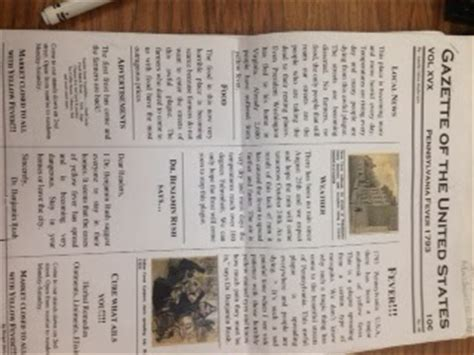 newspaper book report mrs bauman s class 2013 14 historical fiction newspaper