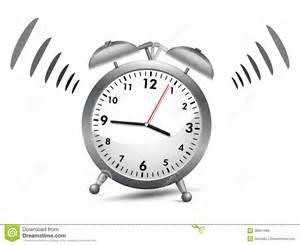 alarm clock ringing royalty free stock photos image