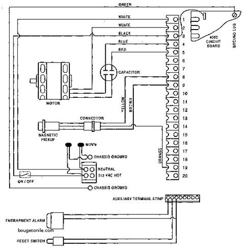 apollo gate opener wiring diagram luxury doorking wiring