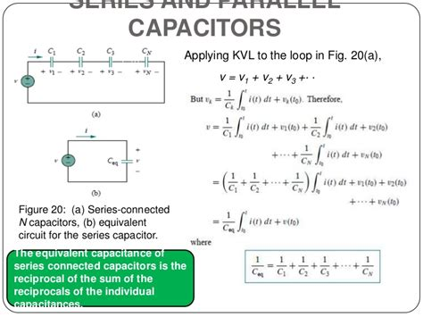 calculate capacitor stored energy capacitor series stored energy 28 images chapter 27 capacitance and dielectrics ppt