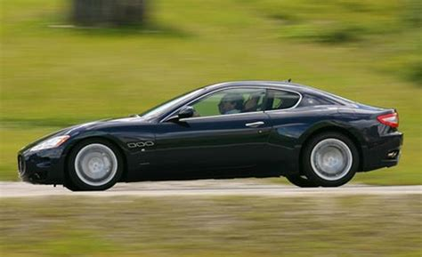 2008 Maserati Granturismo Review by Car And Driver