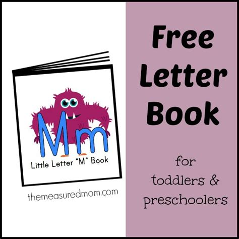 free printable alphabet letter books free letter book rhymes songs for letter m the