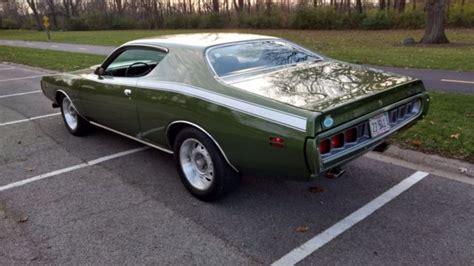 1971 dodge charger 500 for sale 1971 dodge charger 500 numbers matching 383 for sale