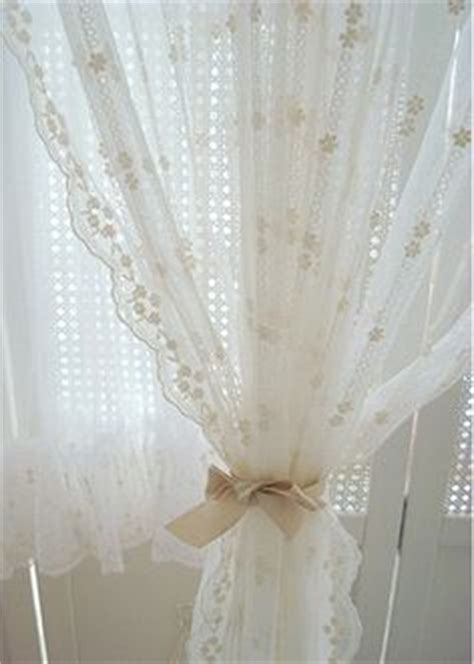 lace bedroom curtains white lace curtains on pinterest lace curtains vintage