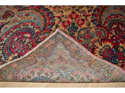 authentic rugs authentic floral kerman rug elegantorientalrugs