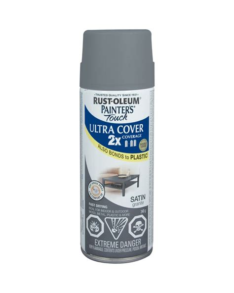 home depot spray paint canada painter s touch 2x painter s touch 2x satin granite the