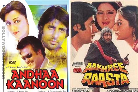 Amitabh Bachchan film remakes a hit trend in B-town ...