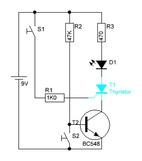 transistor bc548c bc546c bc550c thyristor tester