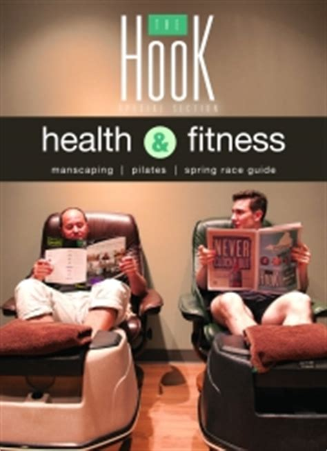Newspaper Special Sections by Health And Fitness The Hook Charlottesville S Weekly
