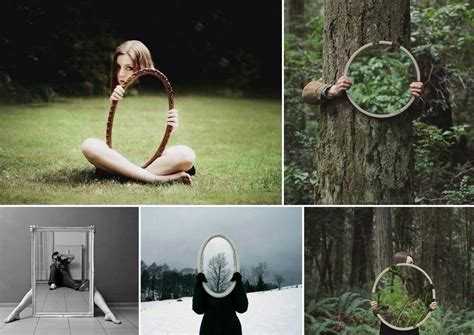 mirrors  laura williams photography surrealism