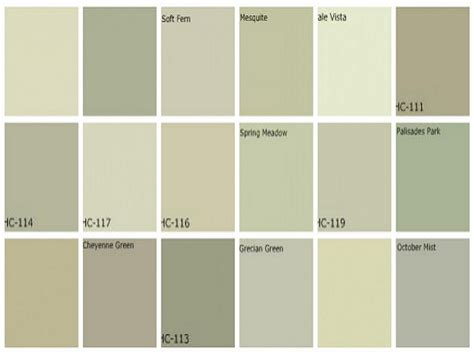 ben moore colors 28 green paint colors that go with gray grey green