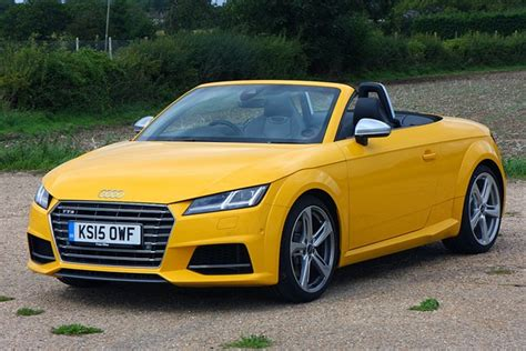 Audi Tt 2015 Preis by Audi Tt Roadster From 2015 Used Prices Parkers