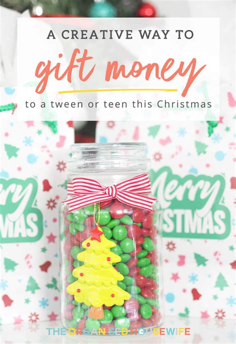 how to donate a christmas gift to a kid a creative way to gift a money this the organised