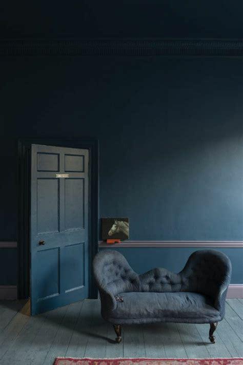 Blaues Sofa Welche Wandfarbe by Was Denken Sie 252 Ber Die Wandfarbe Blau Archzine Net