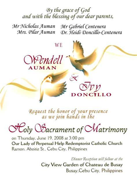 Wedding Letter by Sle Wedding Invitation Gangcraft Net