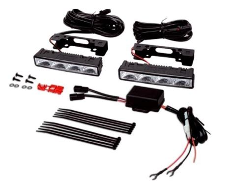 Drl Luxeoun philips 12820wledx1 daylight 4 high powered luxeon led daytime running light buy in uae