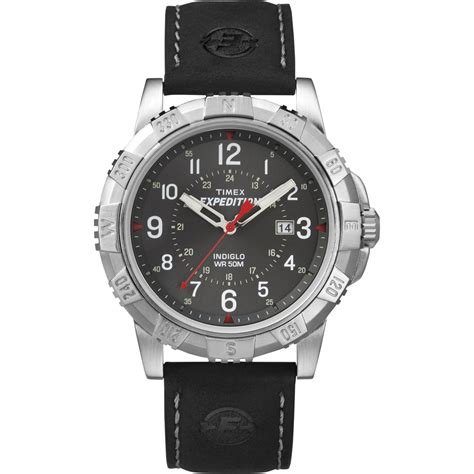 timex expedition rugged field metal timex expedition rugged metal field black