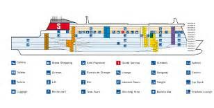 deck plans stena line
