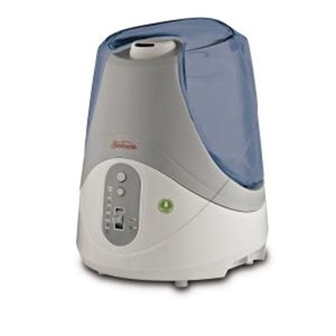 sunbeam ultrasonic humidifier sul2512 hum the home depot