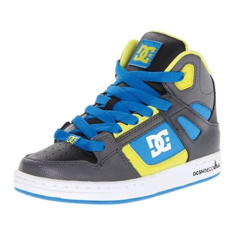 dc kid shoes dc rebound skate shoe kid big kid world